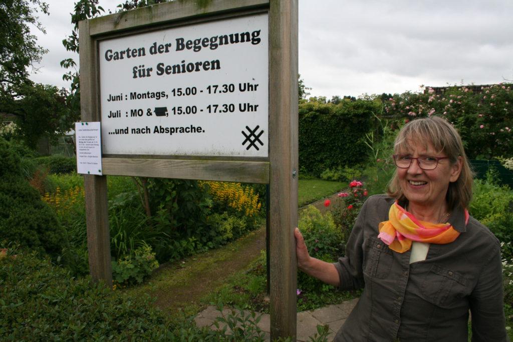 Parzelle 65: Offene Gartenpforte!