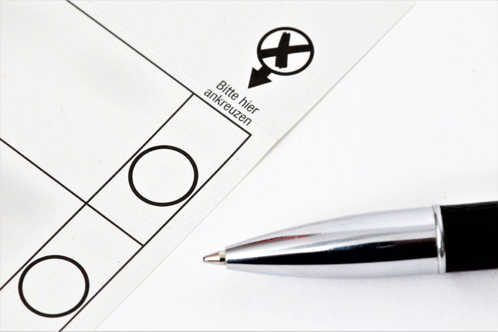 Mit Gott besprechen: Stadtgebet zur Bürgermeisterwahl