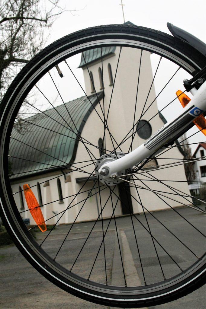 Offene Kirche am Ruhrtalradweg