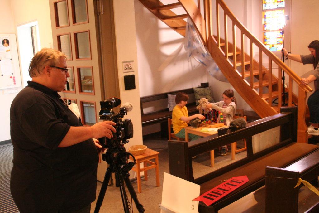 Offene Kirche in Geisecke wirbt mit Image-Film